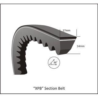 Keilriemen XPB 1950 Lw